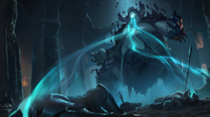 Legends Of Runeterra League Of Legends League Of Legends Wild Rift Wild Rift Fantasy Art 1920x974 wallpaper