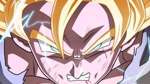 Dragon Ball Goku 1920x1200 wallpaper