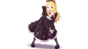 Cosplay Elf Yamada 2560x1600 Wallpaper