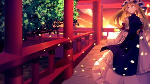 Yukari Yakumo 2975x2214 Wallpaper