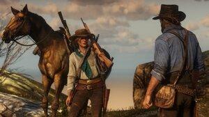 Western Weapon Horse Cowboy Red Dead Red Dead Redemption Sadie Adler 1920x1080 Wallpaper