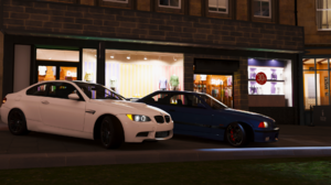 Forza Horizon 4 BMW 1920x1080 wallpaper