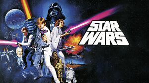 C 3po Chewbacca Darth Vader Han Solo Leia Organa Luke Skywalker Obi Wan Kenobi R2 D2 Star Wars Star  2000x1250 Wallpaper