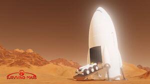 Video Game Surviving Mars 2000x1125 Wallpaper