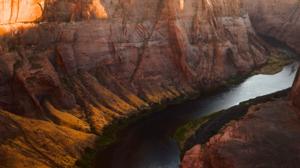 Nature Landscape Trees River Water Canyon Arizona USA 1920x1080 Wallpaper