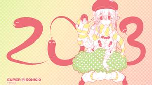 Anime Super Sonico 1920x1200 Wallpaper