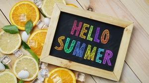 Lemon Still Life Summer 5000x3335 wallpaper