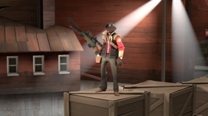 Sniper Team Fortress Team Fortress 2 3840x2160 Wallpaper