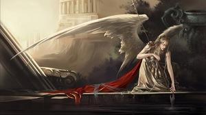 Fantasy Angel 1600x1000 wallpaper
