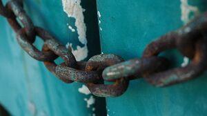 Chain Rust 1440x900 Wallpaper