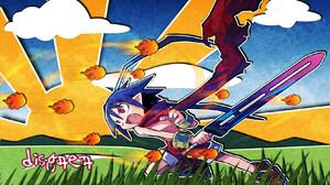 Video Game Disgaea 1680x1050 Wallpaper