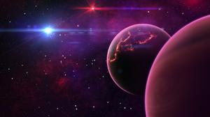 Sci Fi Space 3840x2160 Wallpaper