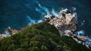 Coast Earth Rock Shore 4500x3000 wallpaper