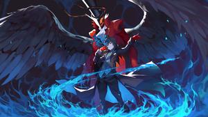 Akira Kurusu Arsene Persona 5 7799x4000 Wallpaper