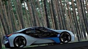 Vehicles BMW Vision 1600x1200 wallpaper
