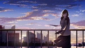 Anime Original 2314x1080 wallpaper