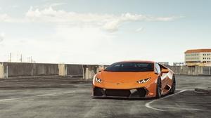 Lamborghini Car Orange Car Sport Car Supercar 2048x1366 wallpaper