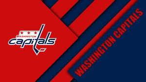 Emblem Logo Nhl Washington Capitals 3840x2400 Wallpaper