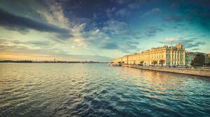 Man Made Saint Petersburg 2048x1304 Wallpaper