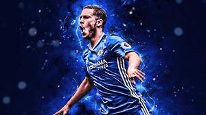 Belgian Chelsea F C Eden Hazard Soccer 2880x1800 Wallpaper