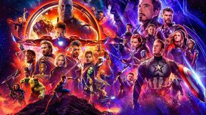 Ant Man Black Panther Marvel Comics Black Widow Bruce Banner Captain America Captain Marvel Doctor S 3375x2500 Wallpaper
