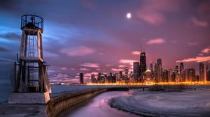 Chicago Illinois 2560x1600 wallpaper