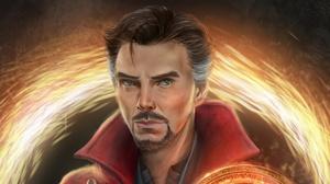 Avengers Benedict Cumberbatch Doctor Strange Marvel Comics 2560x1440 wallpaper