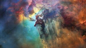 Space Nebula Hubble Stars 2391x3014 Wallpaper