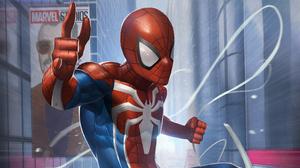 Marvel Comics Spider Man 3720x2092 Wallpaper