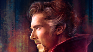 Benedict Cumberbatch Marvel Comics 2873x2155 Wallpaper