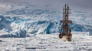 Ice Antarctica 1920x1080 Wallpaper