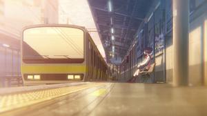Kimi No Na Wa Train 1920x1080 Wallpaper