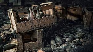 Man Made Bottle 4832x3064 wallpaper