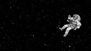 Astronaut Skull Space Space Suit 3840x2160 Wallpaper