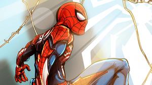 Marvel Comics Spider Man 2550x1434 wallpaper
