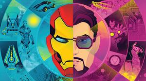 Fortnite Iron Man Marvel Comics Tony Stark 3840x2160 Wallpaper