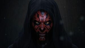 Movies Darth Maul Zabrak Sith Star Wars Star Wars Villains 1920x1080 Wallpaper