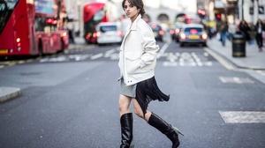 American Black Hair Boots Brunette Camila Cabello Singer 2048x1347 Wallpaper