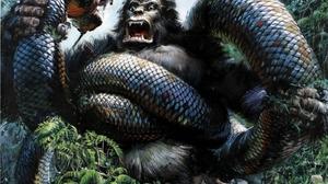 King Kong 1600x1200 Wallpaper