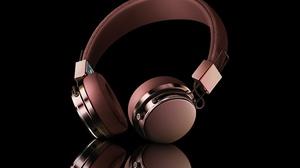 Headphones Reflection 3750x3000 wallpaper