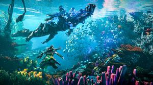 Horizon Forbidden West Horizon Ii Forbidden West 4K Robot Aloy Horizon Zero Dawn Guerrilla Games 3840x2160 Wallpaper