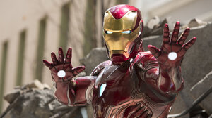 Iron Man Movies Marvel Cinematic Universe 1920x1080 wallpaper
