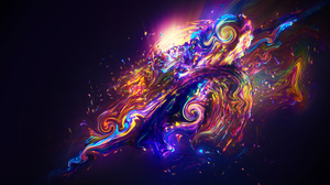Abstract Colors 6000x3375 wallpaper