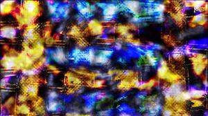 Abstract Digital Art Trippy Psychedelic Brightness 2560x1440 Wallpaper