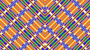 Colorful Digital Art Geometry Lines Stripes 1920x1080 Wallpaper
