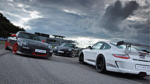 Vehicles Porsche 3840x2487 Wallpaper