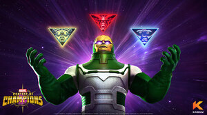 Video Game MARVEL Contest Of Champions 1920x1080 wallpaper