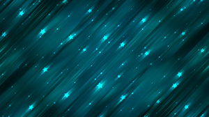 Abstract Illustration Lights Stars Lines Pattern Blue Green Space 4288x2848 Wallpaper