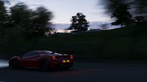 Ferrari Evening Dark Forza Horizon 4 1920x1080 Wallpaper