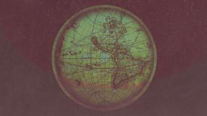 Science Map Artwork 1768x992 Wallpaper